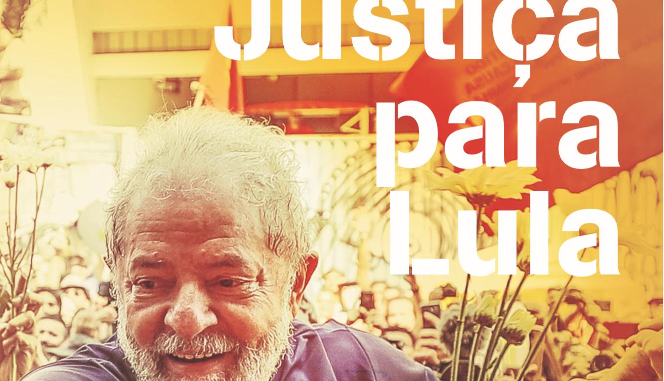 Tabloide do Mutirão Lula Livre Especial Aniversário do Lula