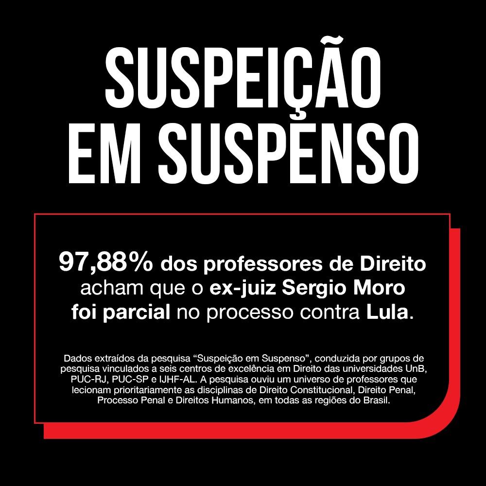 Entenda em 6 pontos como pensam os professores de Direito do país sobre suspeição de Moro.